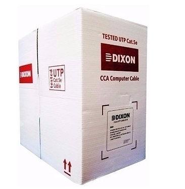 Cable de datos UTP Cat5e DIXON