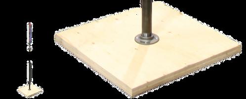Sistemas de liquidación de terraplenes de RST para medir la liquidación bajo un terraplén