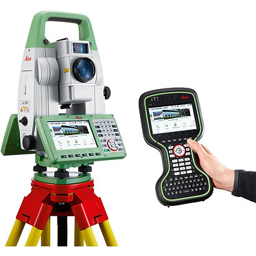 Control topográfico de precisión en tiempo Real con estaciones robotizadas  en Lima, Perú 2018