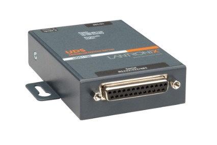 UDS1100 Servidor de Serial a Ethernet de 1 Puerto-Lantronix en Peru