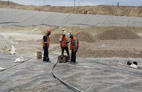 Suministro e Instalación de Instrumentación Geotécnica en Presas de Relaves