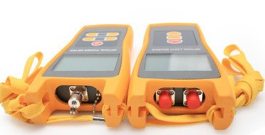 Medidor de potencia para la revisión de enlaces ópticos