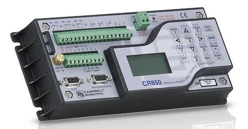 Registradores de datos CR850 -Datalogger Geotecnico Campbell Scientific