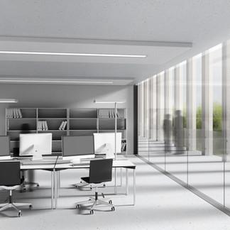Concours bureaux - Dolci Architectes