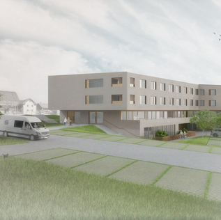 Concours - Maillard Architecture