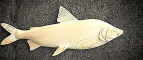 Рыба в подарок рыбаку в стиле минимализм. Рыба в подарок рыболову. Северные виды рыб.
