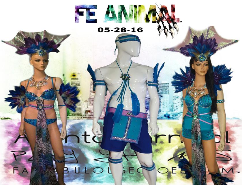 FeAnimal White Line Up