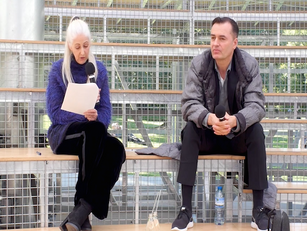 Episode 131: Patrik Schumacher chats with Jill Garner at MPavilion