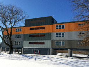 Episode 70: Shipping Container Apartments