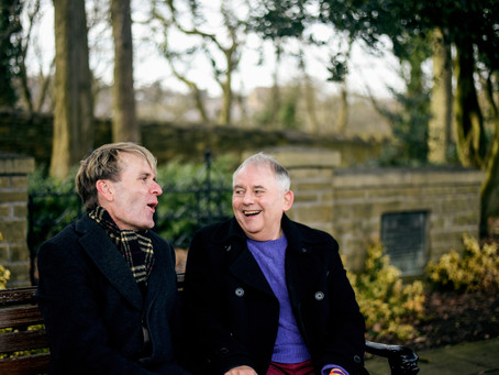 Love is Timeless: Meet Peter and Malcolm