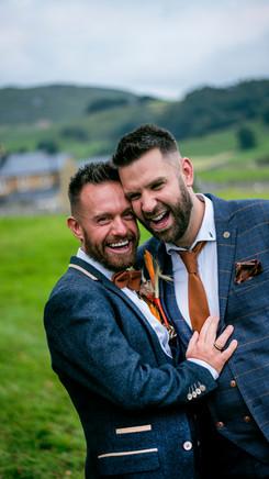 Wedding Photography  LGBT+ Specialist
