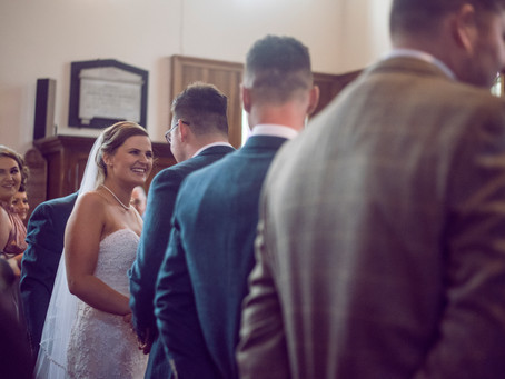 Heather and Jamie's Wonderful Wedding makes for a Good Friday!