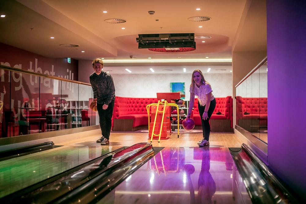 Virgin Money Bowling Alley Sheffield
