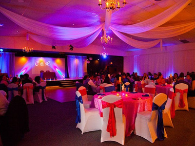 The Event Hall Fl