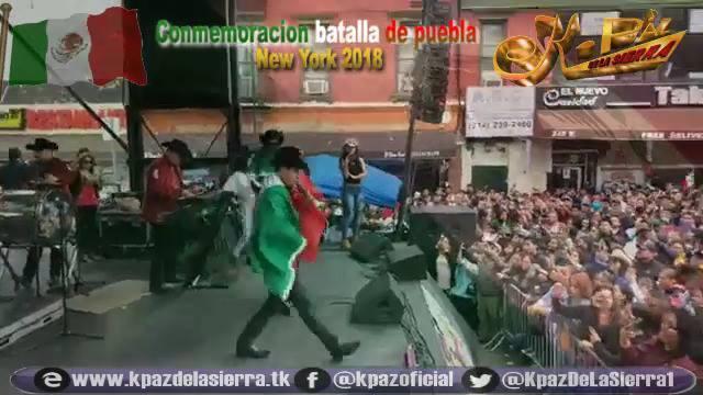 New York , 5 Mayo Batalla De Puebla