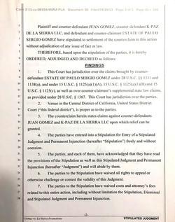 Reserva Derechos De Autor USA 2