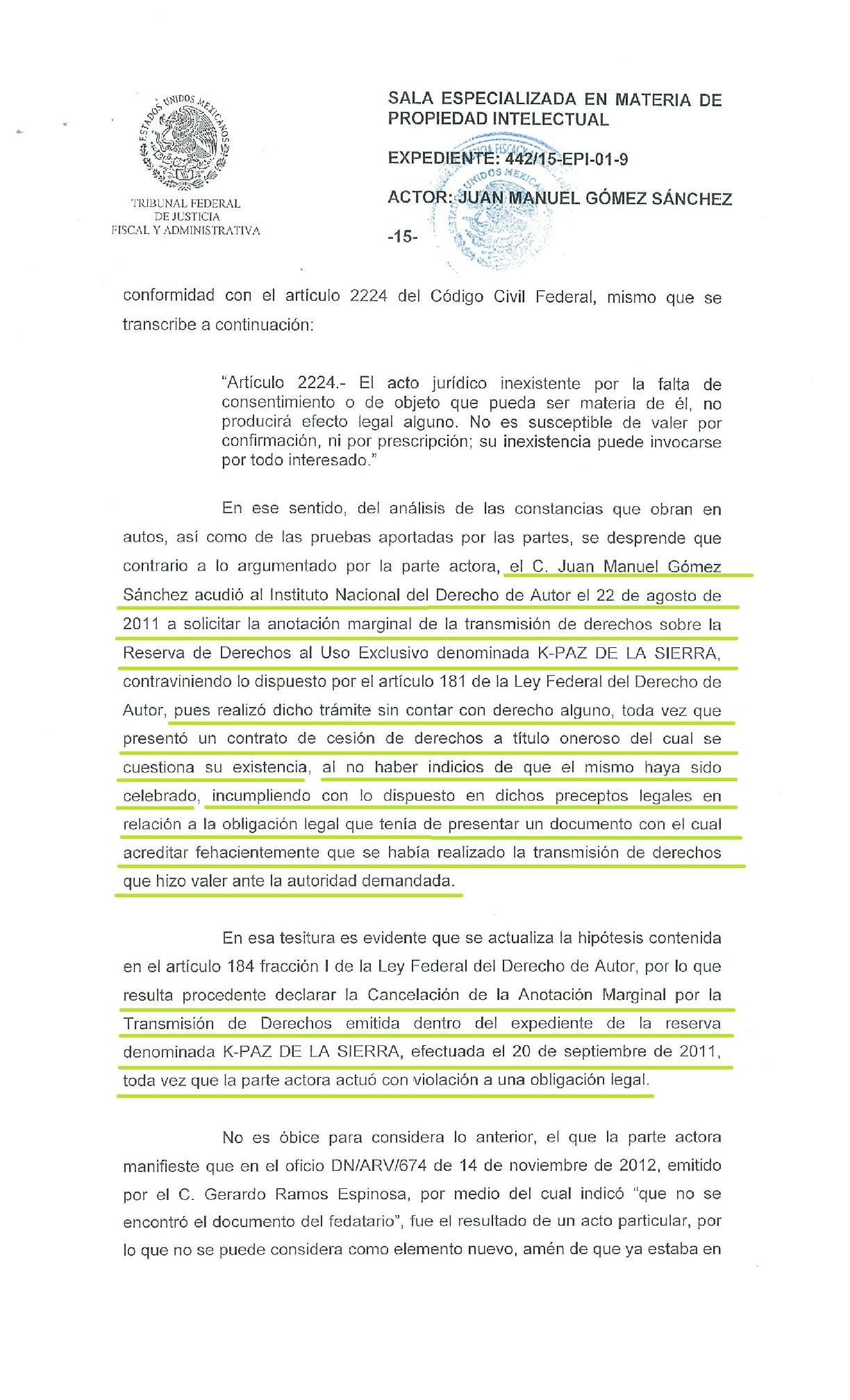 Documento Fin De Demanda.