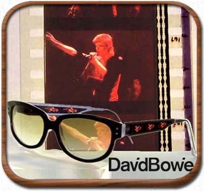 David Bowie Sunglasses