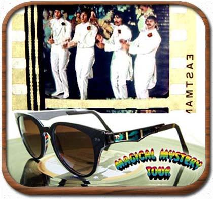 Beatles Sunglasses One of A Kind.