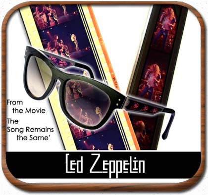 Led Zeppelin Sunglasses