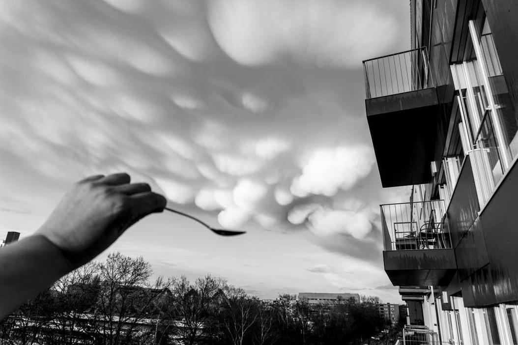Mhhh Mammatus Clouds