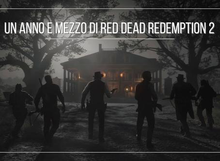Un anno e mezzo di Red Dead Redemption 2
