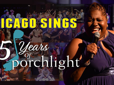 Chicago Sings 25 Years of Porchlight