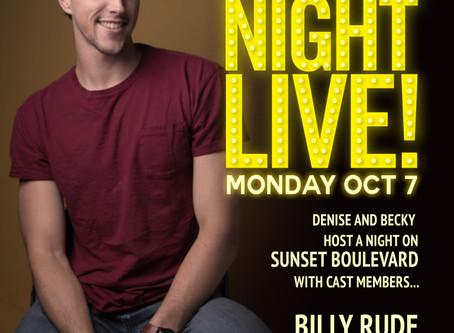 Petterino's Monday Night Live! with Sunset Boulevard Cast