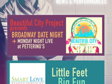 February News and Performances
