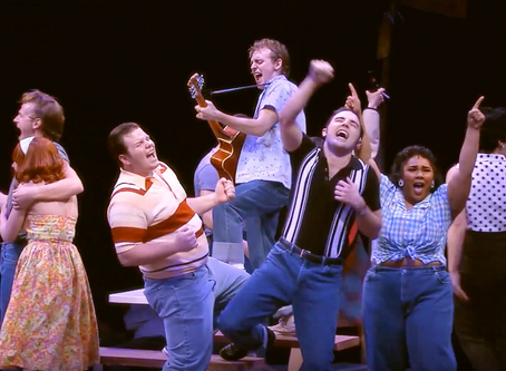 GREASE at MARRIOTT THEATRE – NOW PLAYING