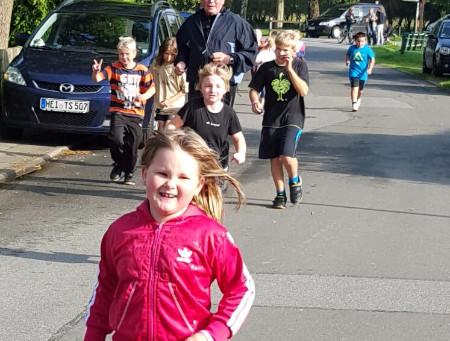 Lauftag: Langes Laufen, dann verschnaufen!