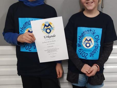Eiderschule gewinnt Matheolympiade!