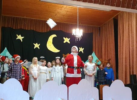 Schulweihnachtsfeier Dellstedt