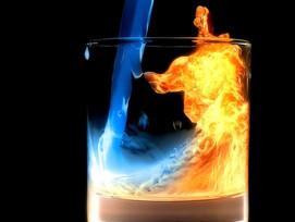 H3O (= H2O + Heat)