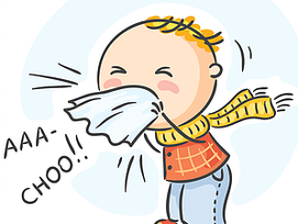 Colds, Flu's, Sniffles & Mosquitoes