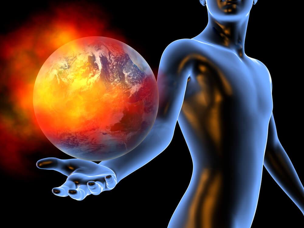 human body global warming
