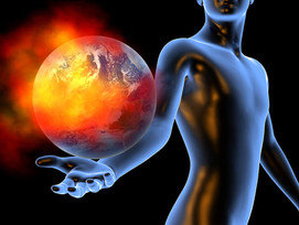 The Global Warming in Your Body