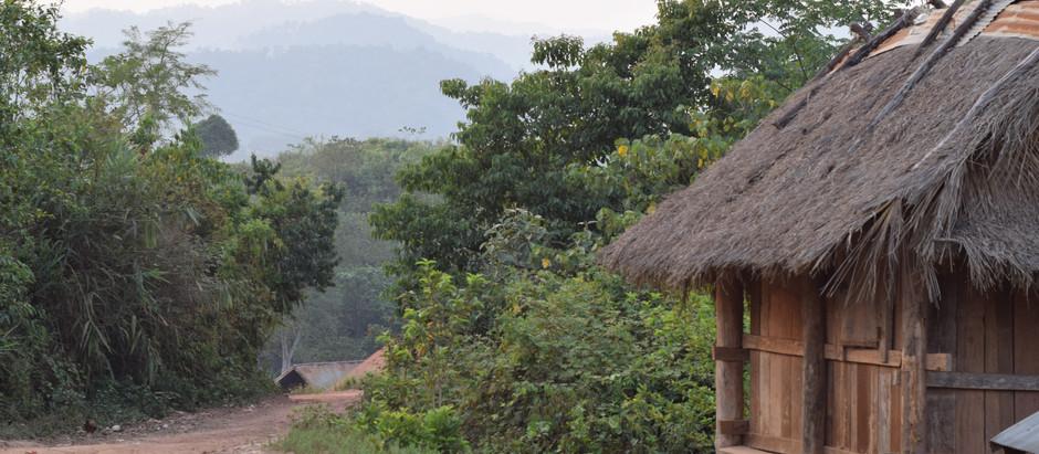 Préparation du cinquième et dernier séjour dans les villages