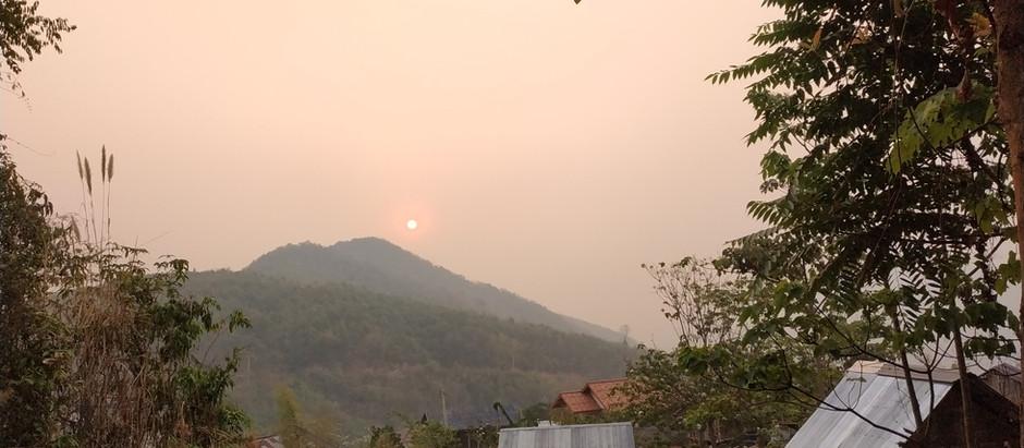 Oudomxay, province des montagnes