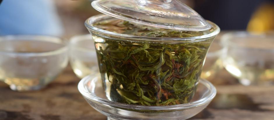 L'art de la préparation du thé