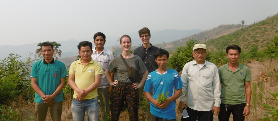 Visite du village de Tanongpor