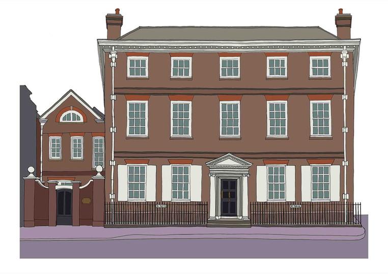 Westgate House, Canterbury, Kent