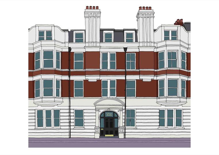 ns, Causton Street, Pimlico, London