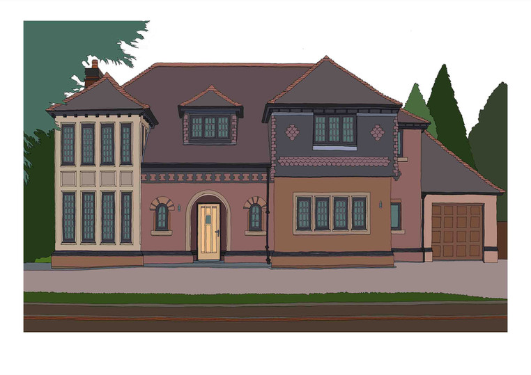 House, Grassfield Way, Knutsford, Cheshire