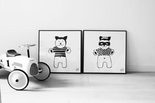 Dlaczego boimy się monochromatycznych pokoików dziecięcych?