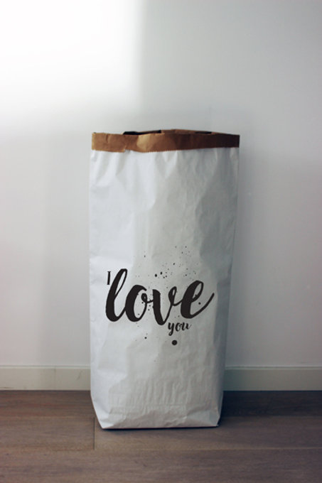 Worek XL Love (50x90x16)