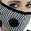 Thumbnail: Masque facial pour adultes avec valve MF-37