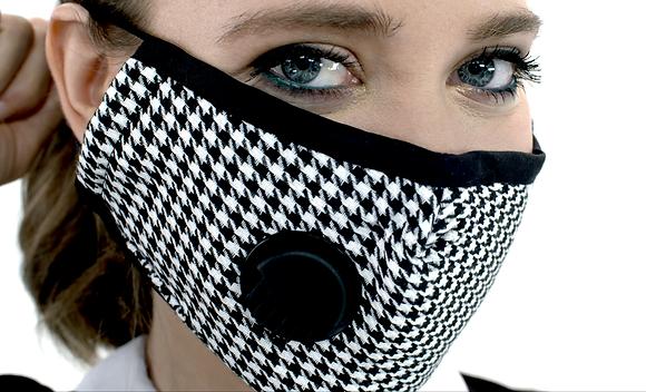 Masque facial pour adultes avec valve MF-37