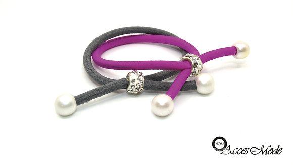 Élastique perles