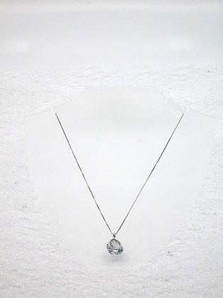 Collier cristaux avec éléments Swarovski
